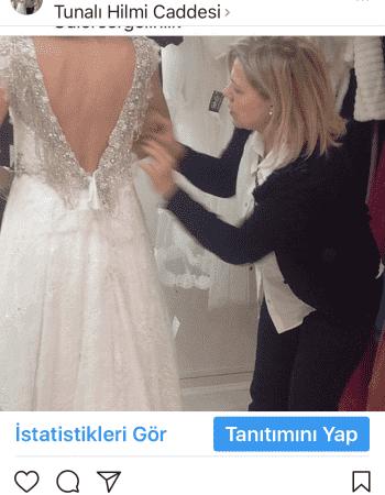Gülercer Gelinlik Çankaya Ankara