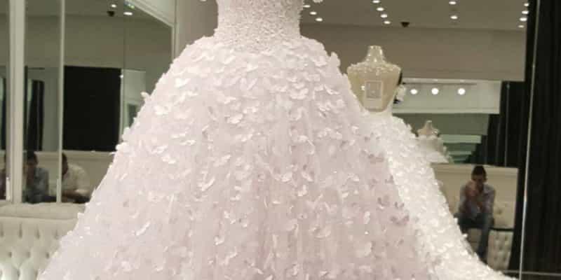 Seda Moda Evi Gelinlik Abiye Bindallı Ankara
