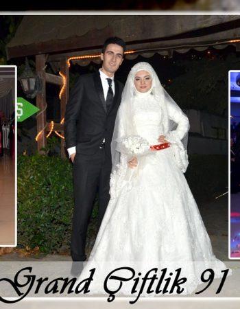 Grand Çiftlik 91 Kır Düğünü Ve Düğün Salonu Beykoz İstanbul