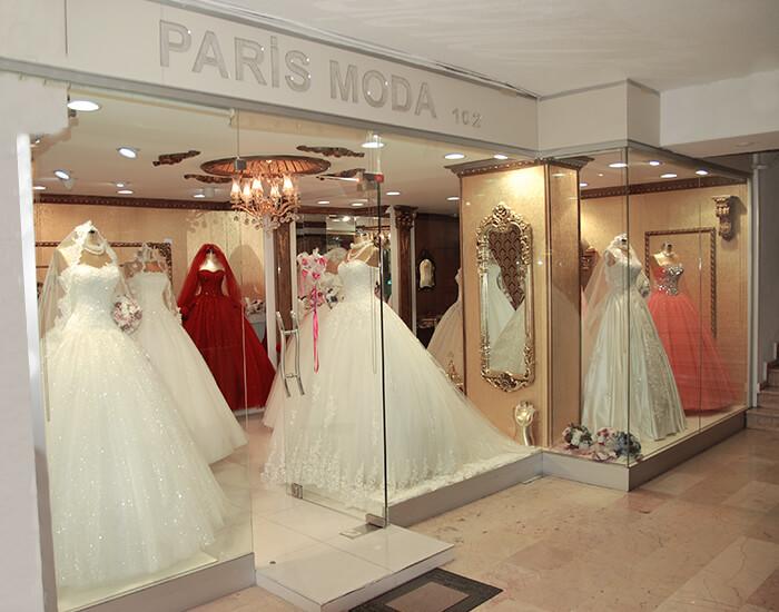 Paris Moda Evi Gelinlik Fatih İstanbul